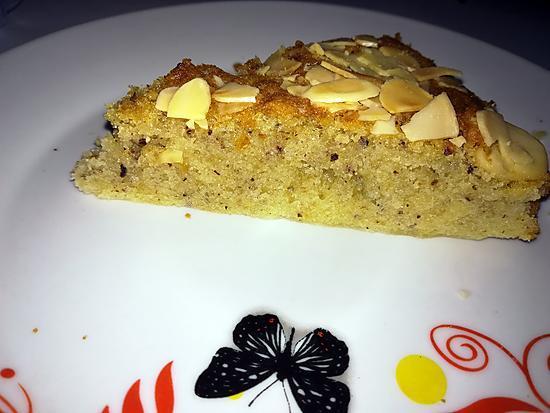 recette Gâteau amande ou fondant amande