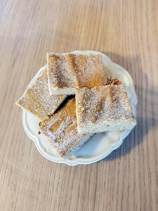 recette Gâteau sablé turc
