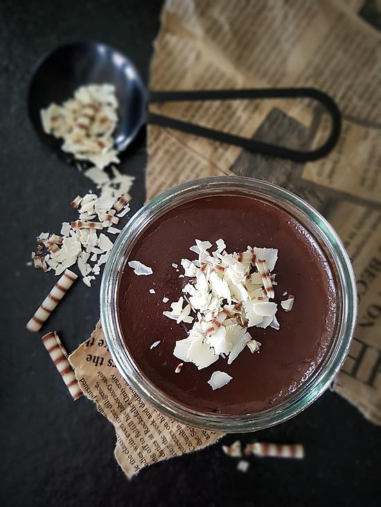 recette Petits Pots au Chocolat Noir Bio ... Fondant Crémeux et Onctueux