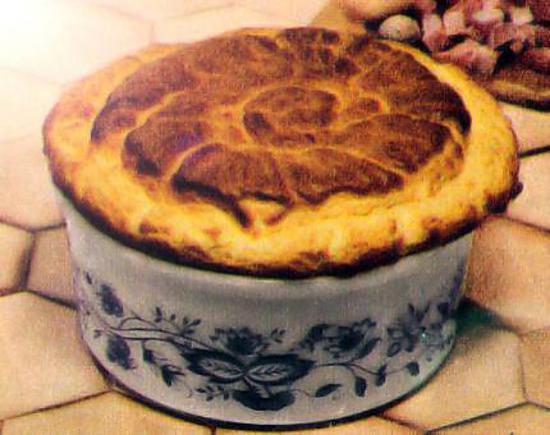recette Soufflé au thon