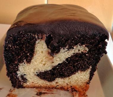 recette CAKE MARBRE DE FRANCOIS PERRET