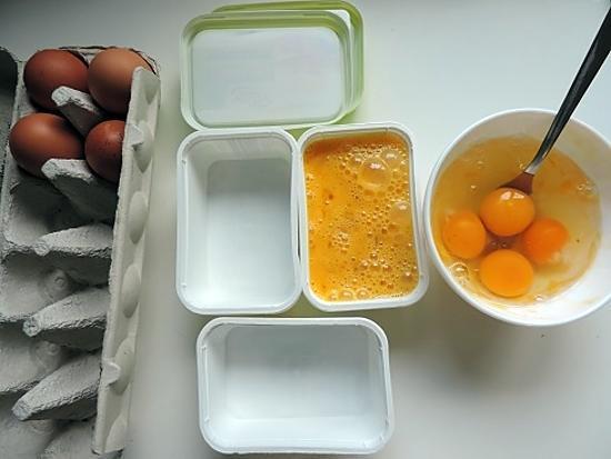 recette Comment conserver les oeufs frais en trop grande quantité...
