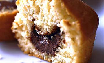 recette Muffins au Nutella
