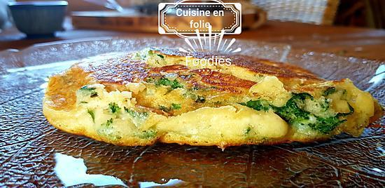 recette Blinis aux orties et pissenlits