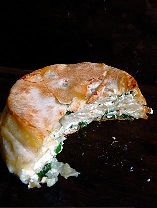 recette Börek au fromage blanc de maman