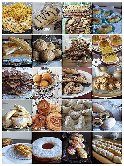 recette Gâteaux aïd 2019