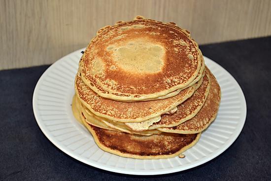 recette Les pancakes