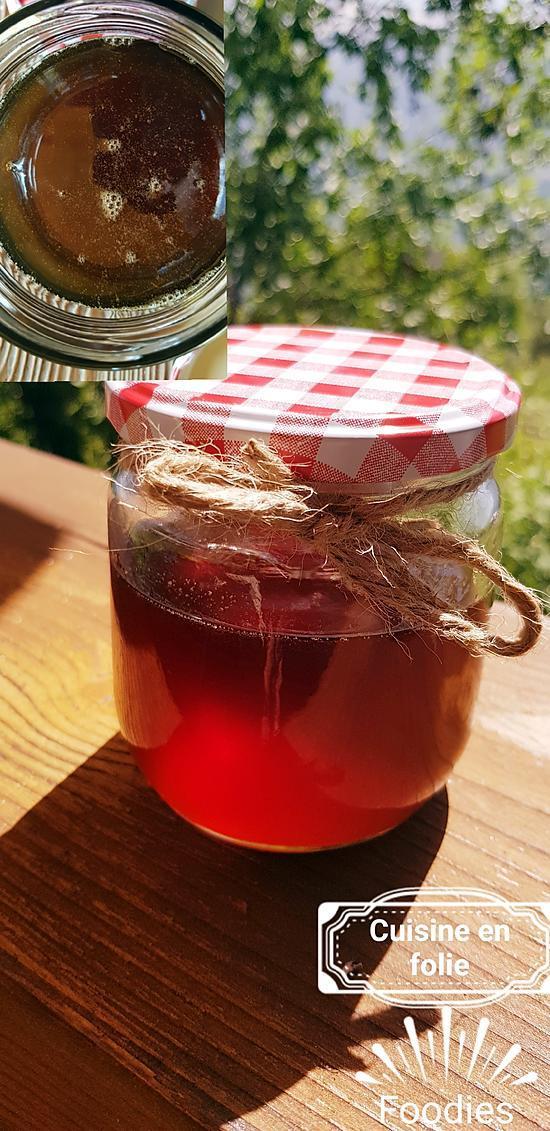 recette Sirop pour la toux aux bourgeons de sapin, plantain et sauge