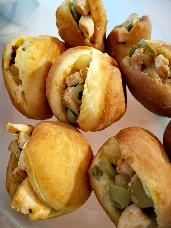 recette Fricassée ou sandwich tunisien