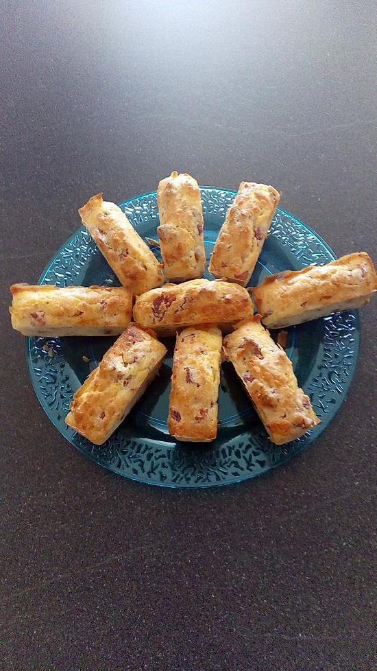 recette mini cake aux gésiers de volaille confit