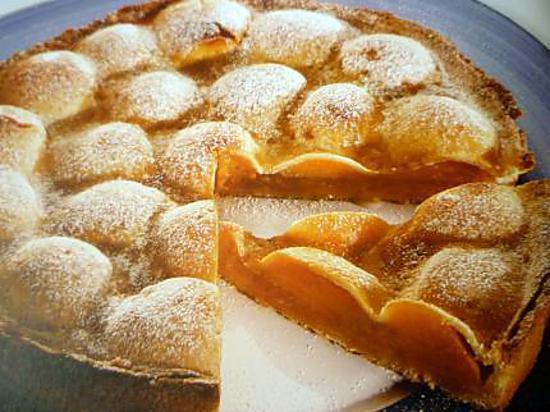 Recette de tarte aux abricots - Recette de tarte aux abricots ...
