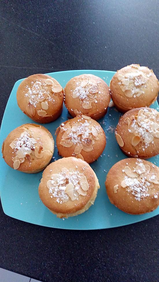 recette petits gateaux figues rhubarbe