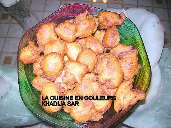 recette Beignets à la noix de coco