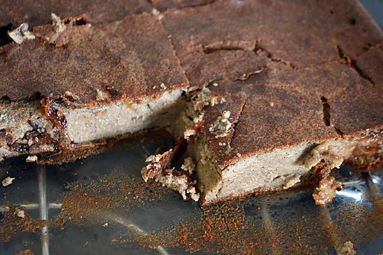 recette Far breton au sarrasin et aux pruneaux
