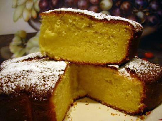 recette fondant au citron