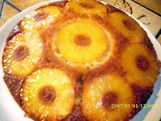 Recette De Gateau A L Ananas Facile