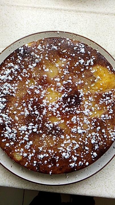 recette gateau croustillant a la mangue