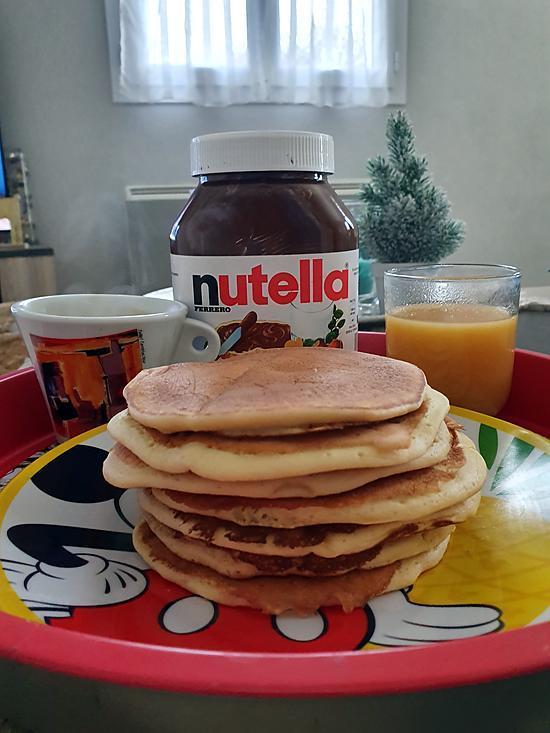 recette Pancakes faciles et rapides