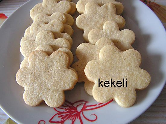 recette Petits sablés de Noël