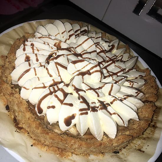 recette Banoffee pie
