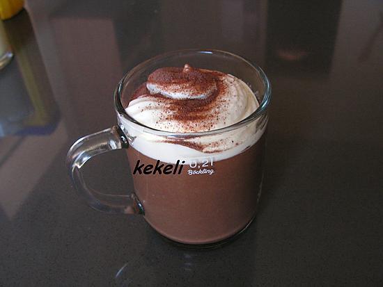 recette Chocolat liégeois