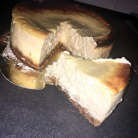 recette Cheesecake au fromage blanc