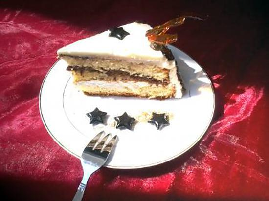 Un super gateau d anniversaire facile home baking for you blog photo - Gateau d anniversaire facile ...
