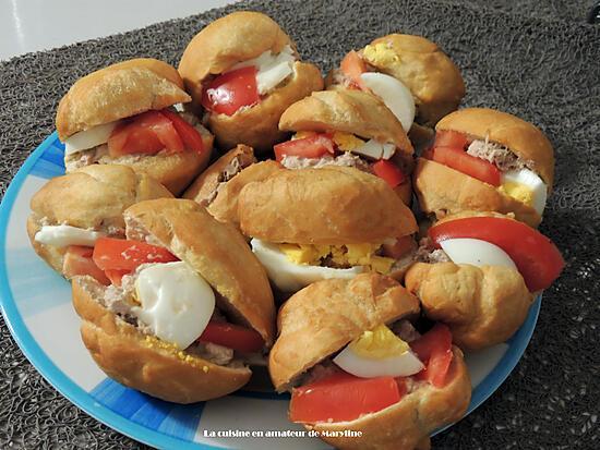 recette Fricassées tunisiennes