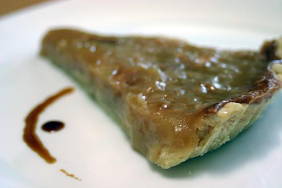 recette Tarte au sucre d'érable et noix de pécan