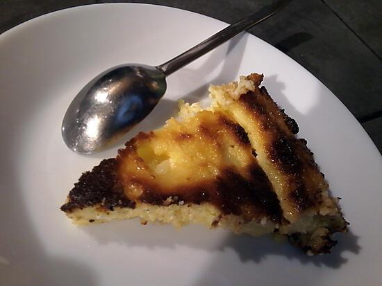 recette Gâteau au fromage blanc en faiselle et au citron