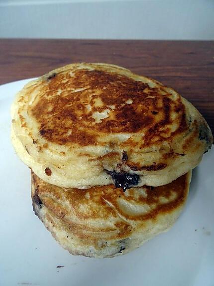 recette Pancakes au Yaourt
