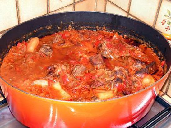 Recette de boeuf au paprika - Temps de cuisson cote de boeuf au grill ...
