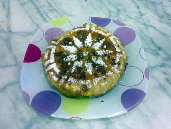 recette Pastilla au poulet et aux amandes