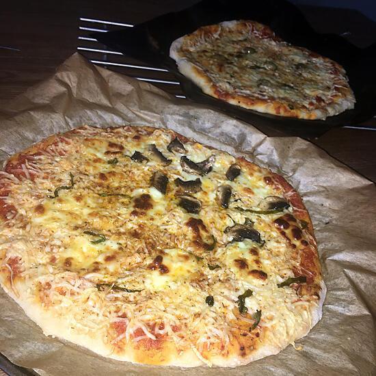 recette Pizzas