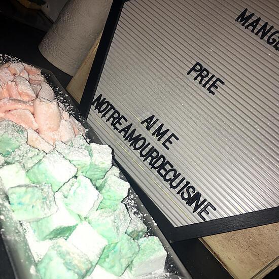 recette Marshmallows guimauves au Thermomix