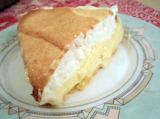 Recette de la classique et savoureuse tarte au citron meringu e - Recette tarte au citron sans meringue ...