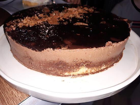 recette Bavarois au chocolat