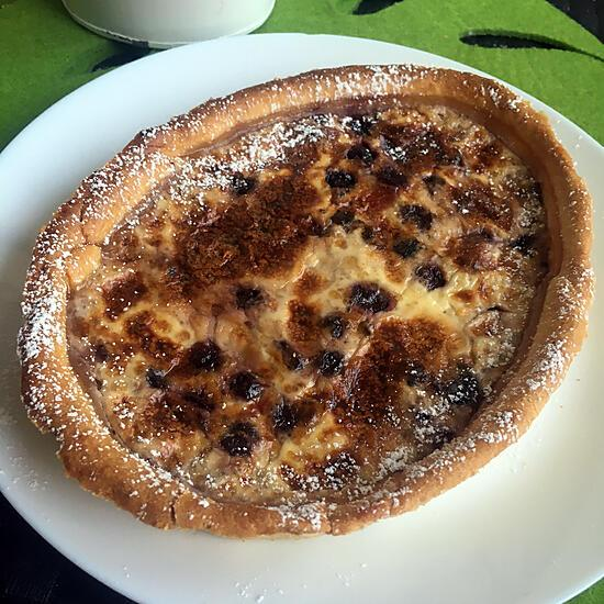 recette Tarte au Myrtilles