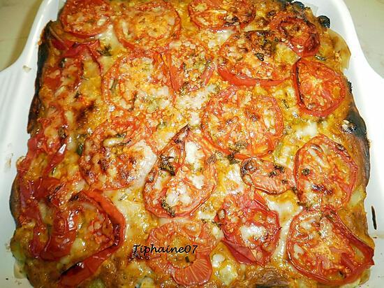 recette Des lasagnes au chouchou hors les clous