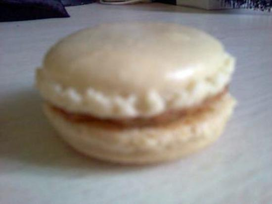 recette Macarons aux speculoos