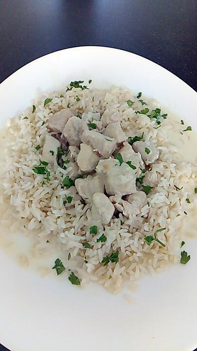 recette filet de poulet au reblochon