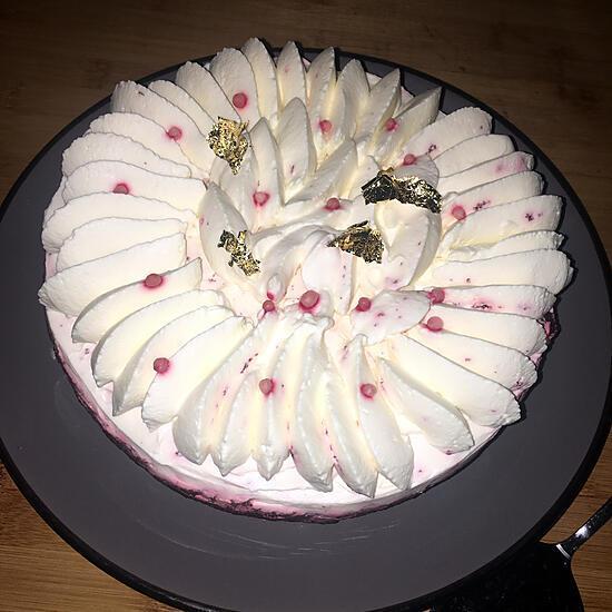 recette Red velvet cake