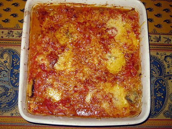 recette Endives à la tomate et au parmesan