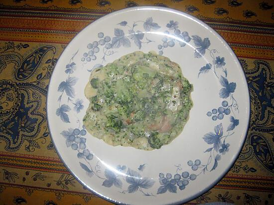recette Brocoli à l'italienne