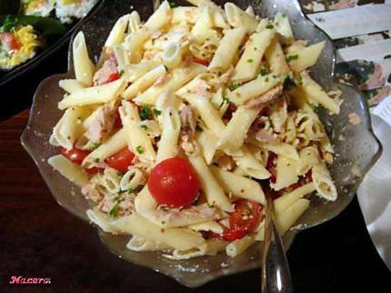 recette de salade de p 224 tes par nacera61