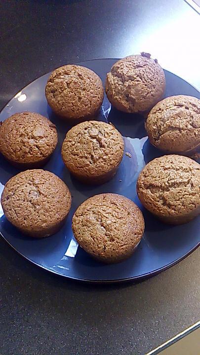 recette petits fondant pralinoise framboises noix de pécan