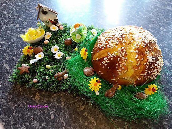 recette Mona, ou Mouna de Pascua