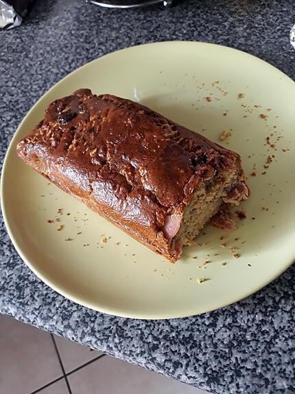 recette Cake au thon.