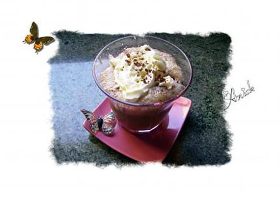 recette de caf glac la cannelle dessert express2 2 par anick. Black Bedroom Furniture Sets. Home Design Ideas