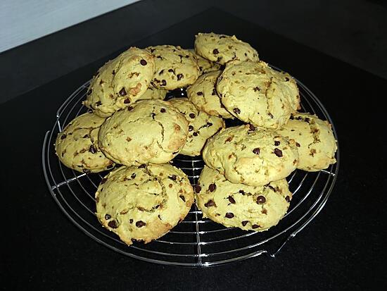 recette cookies ultra moelleux olie delice